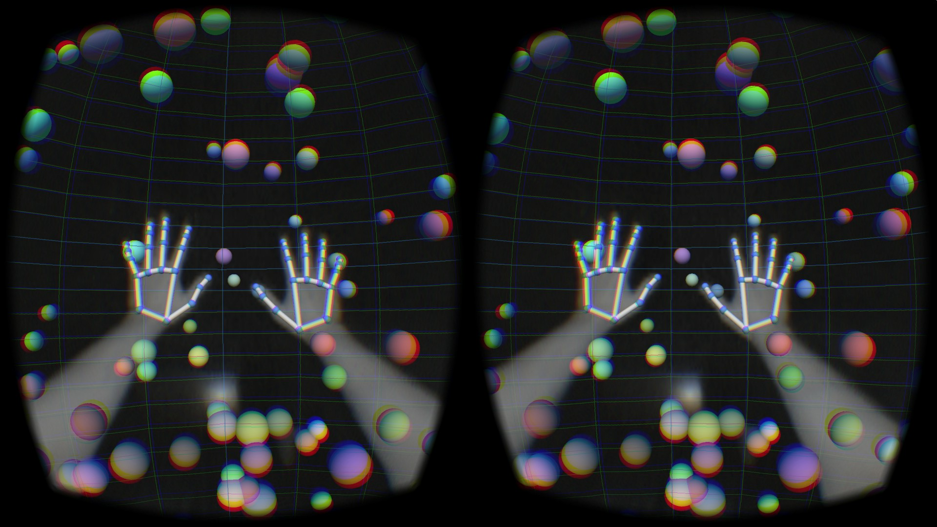 I Stuck My Hands into a Virtual Reality Interface and Felt The Future
