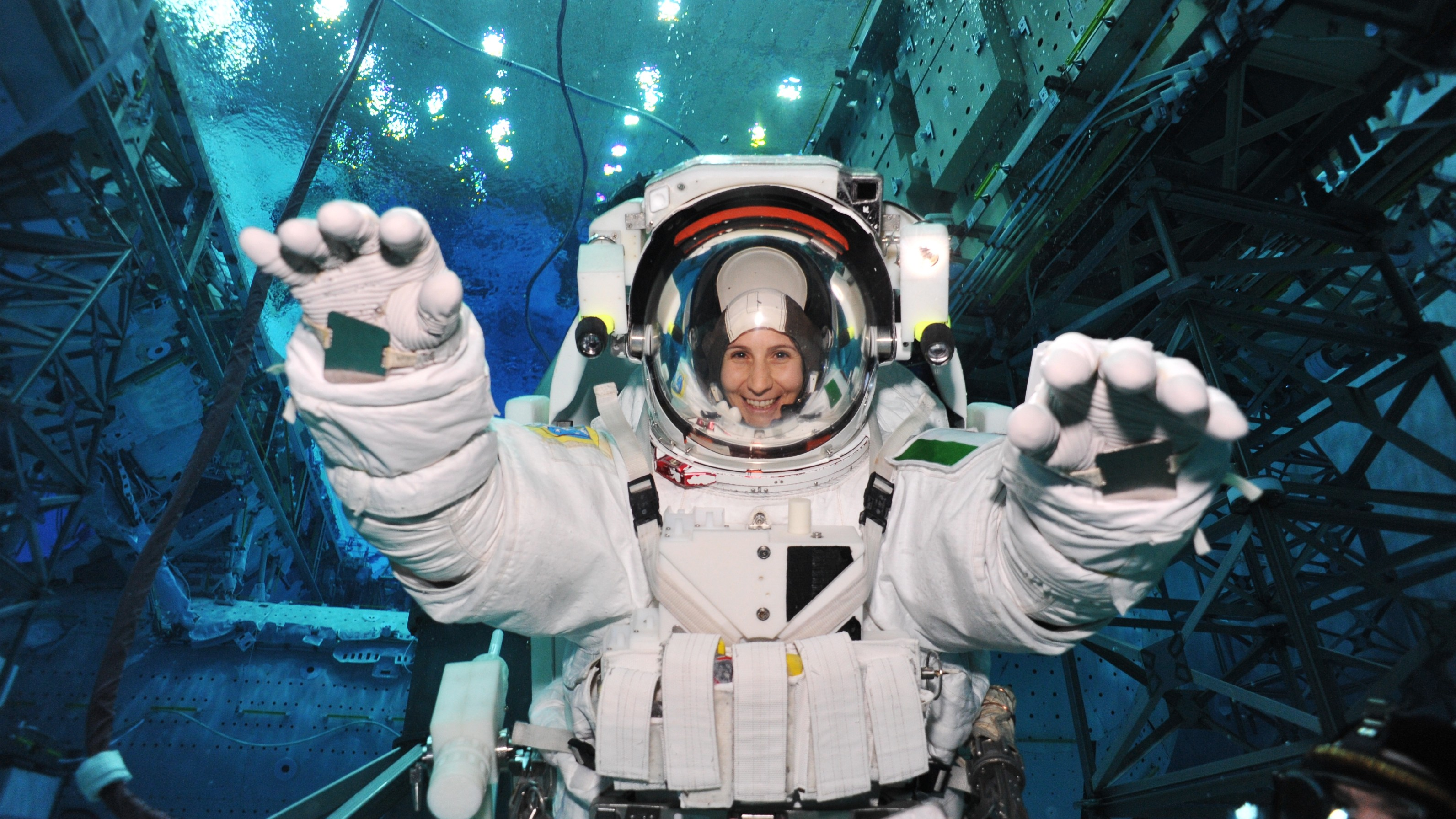 Italy Sends Its First Female Astronaut Into Space
