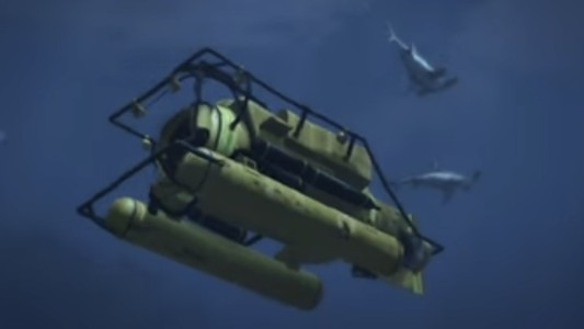 Grand Theft Auto V Now Has Its Own Undersea Wildlife Documentary