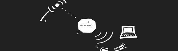 Outernet bestaat: gratis internet uit de ruimte voor iedere aardbewoner