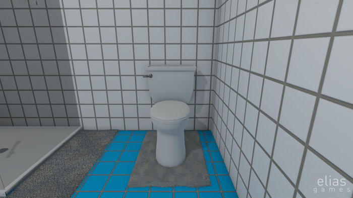 Delicieux Bathroom Simulator Is A Gross Motherboard