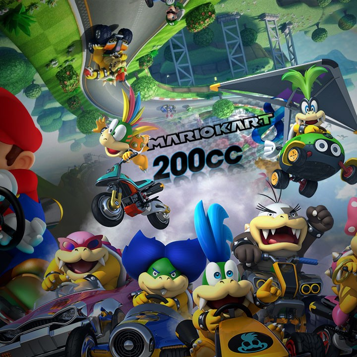 Are 200cc Karts Supposed To Make Mario Kart Better Or Worse