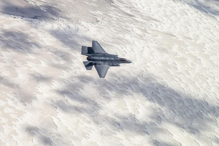 The US Air Force Watered Down the F-35 Fighter Jet to Avoid Embarrassment