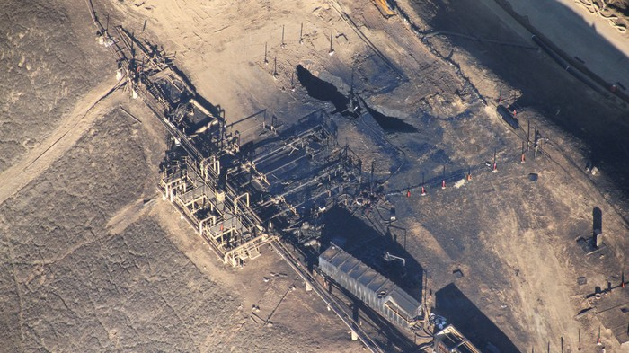Why Engineers Can't Stop Los Angeles' Enormous Methane Leak