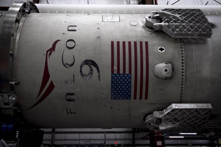 SpaceX's Vertically Landed Rocket In Shape to Fly Again