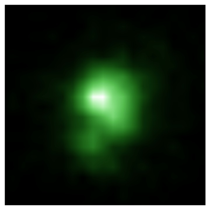 'Green Pea' Galaxy Offers New Clues Into What Ended the Universe's Dark Age - VICE
