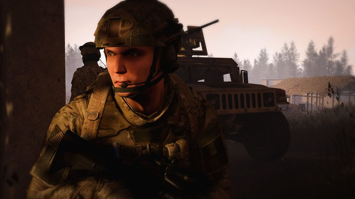 I Trained with Actual Soldiers in This Realistic Military Shooter