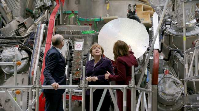 Nuclear Fusion Hit A Mive Milestone In Germany
