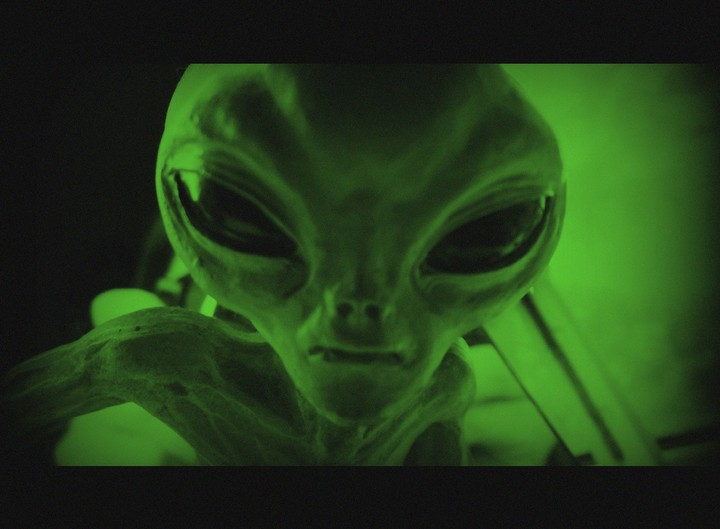 The Internet Will Become Self-Aware When Aliens Wake It Up