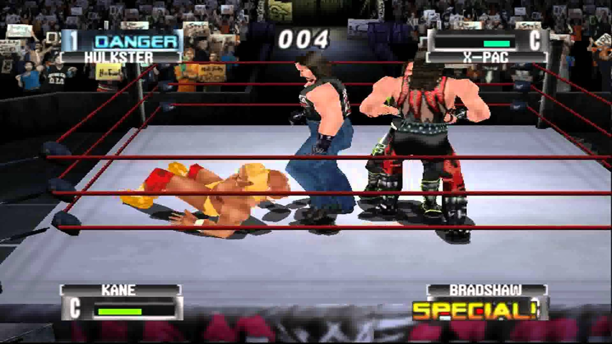 Why Fans Still Love 'WWF No Mercy,' a 15-Year-Old Wrestling Game - VICE