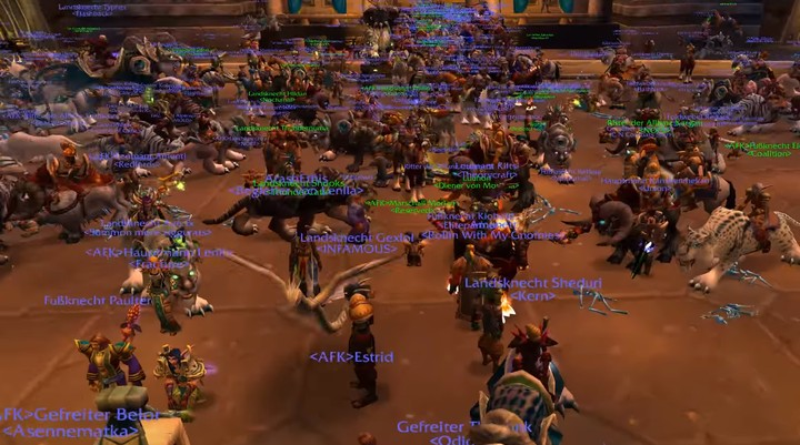 Blizzard Erases Gaming History By Axing a Fan-Made 'World of Warcraft' Server