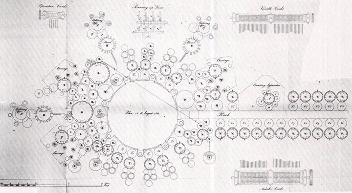 Charles Babbage's Analytical Engine Takes on Deep Learning