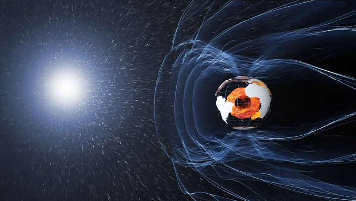 ESA's Swarm Mission Is Mapping How the Earth's Magnetic Field Is Changing