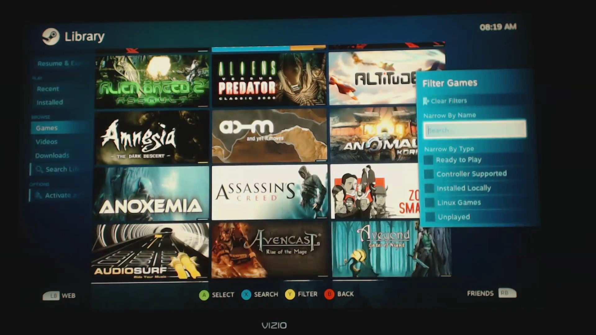 Steam Games For Ps4 : Watch a linux steam game run on ps motherboard