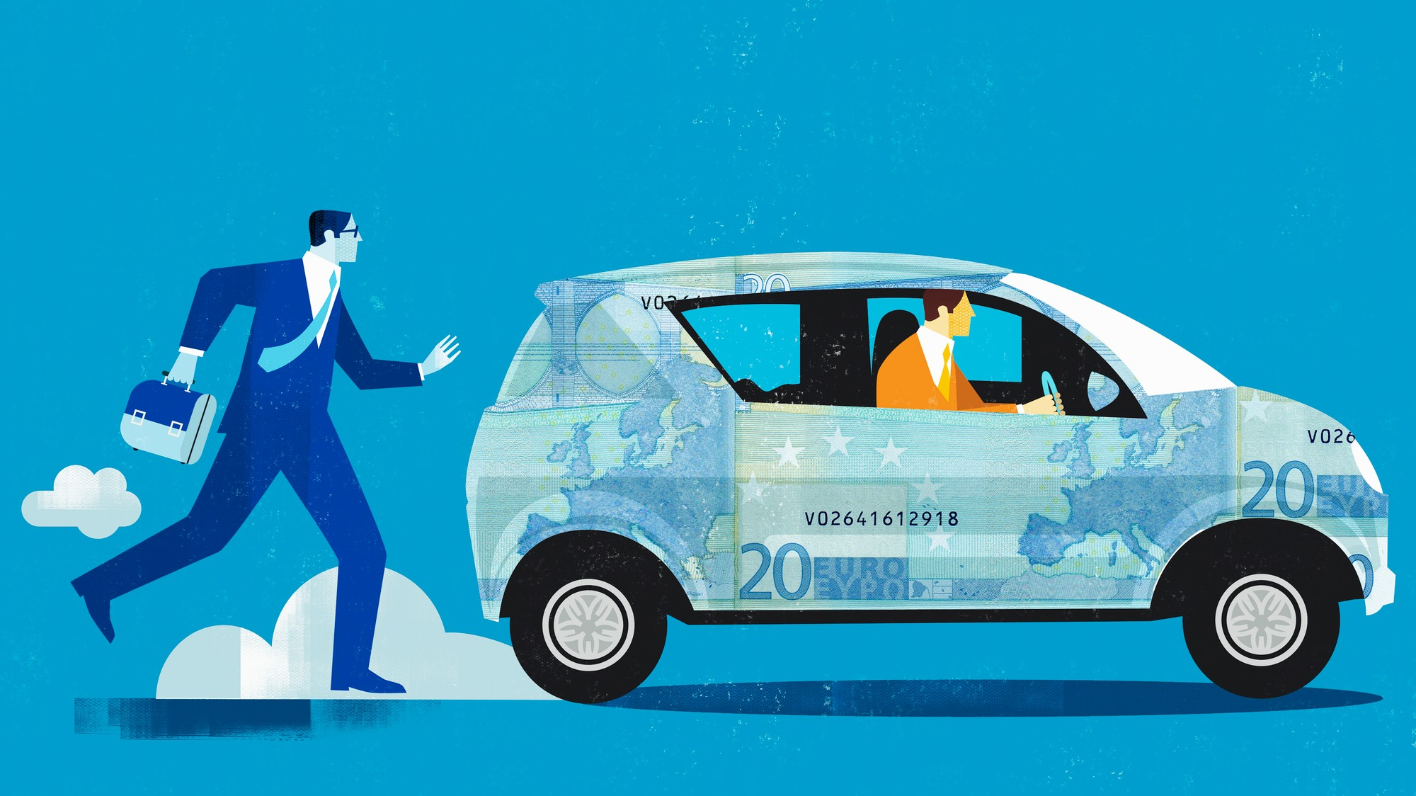 How Much Money Do People Spend on Uber? - VICE