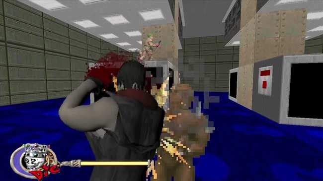 God Hand' Mod for 'Doom' Lets You Punch Your Way Through