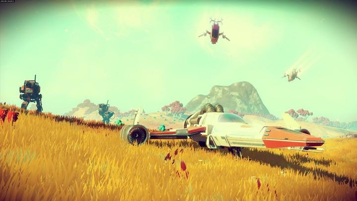 Playing Early Copies of 'No Man's Sky' Is a Waste of Time