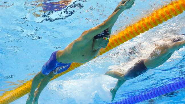 13373a39 The Science of Michael Phelps's Gold Medal-Winning Turn - VICE