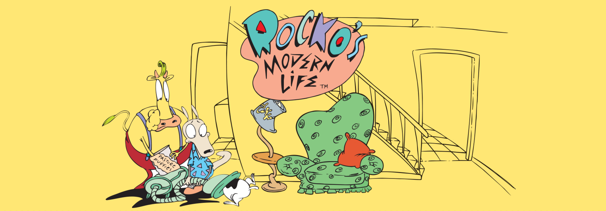 motherboard.vice.com - 'Rocko's Modern Life' Is Making a Comeback