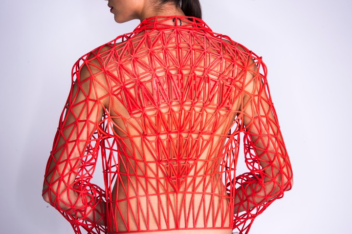 3D Printed Clothes Are Hitting the Runway, and Then Your Closet