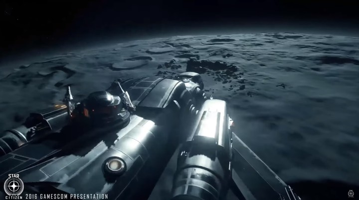 Latest 'Star Citizen' Footage Looks Amazing, and Hard to Believe