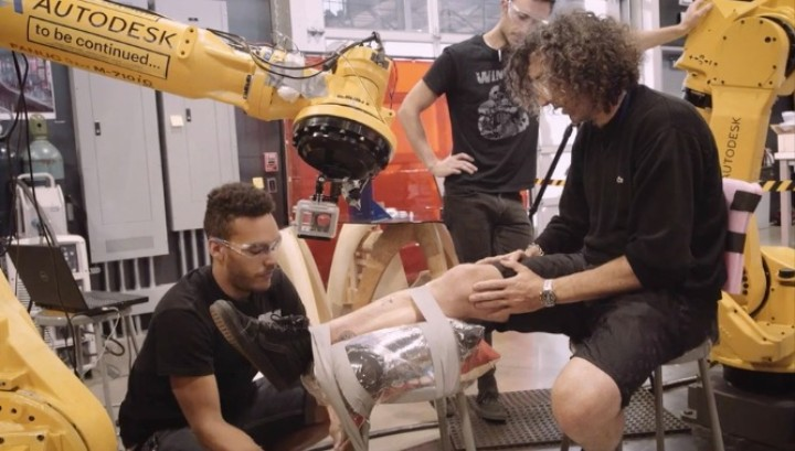 Tattoué the Robot Could Be Your Next Tattoo Artist