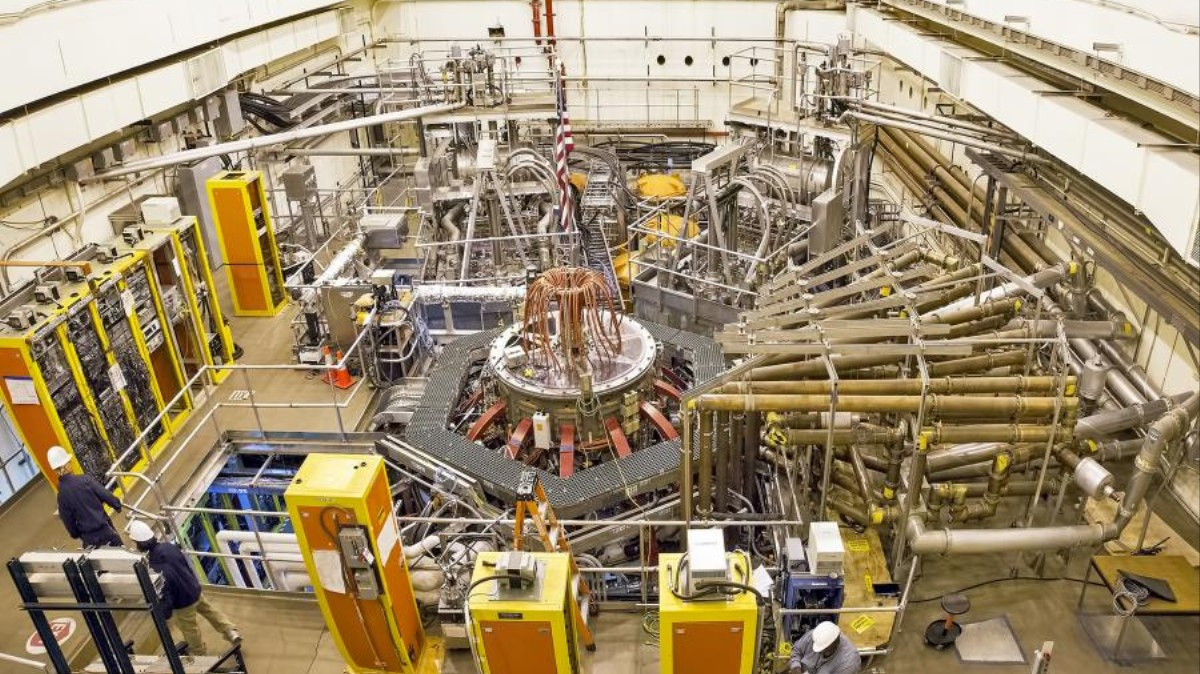 This Star In A Jar Could Produce Nearly Unlimited Supply Of The Worlds Largest Fusion Reactor Energy Motherboard