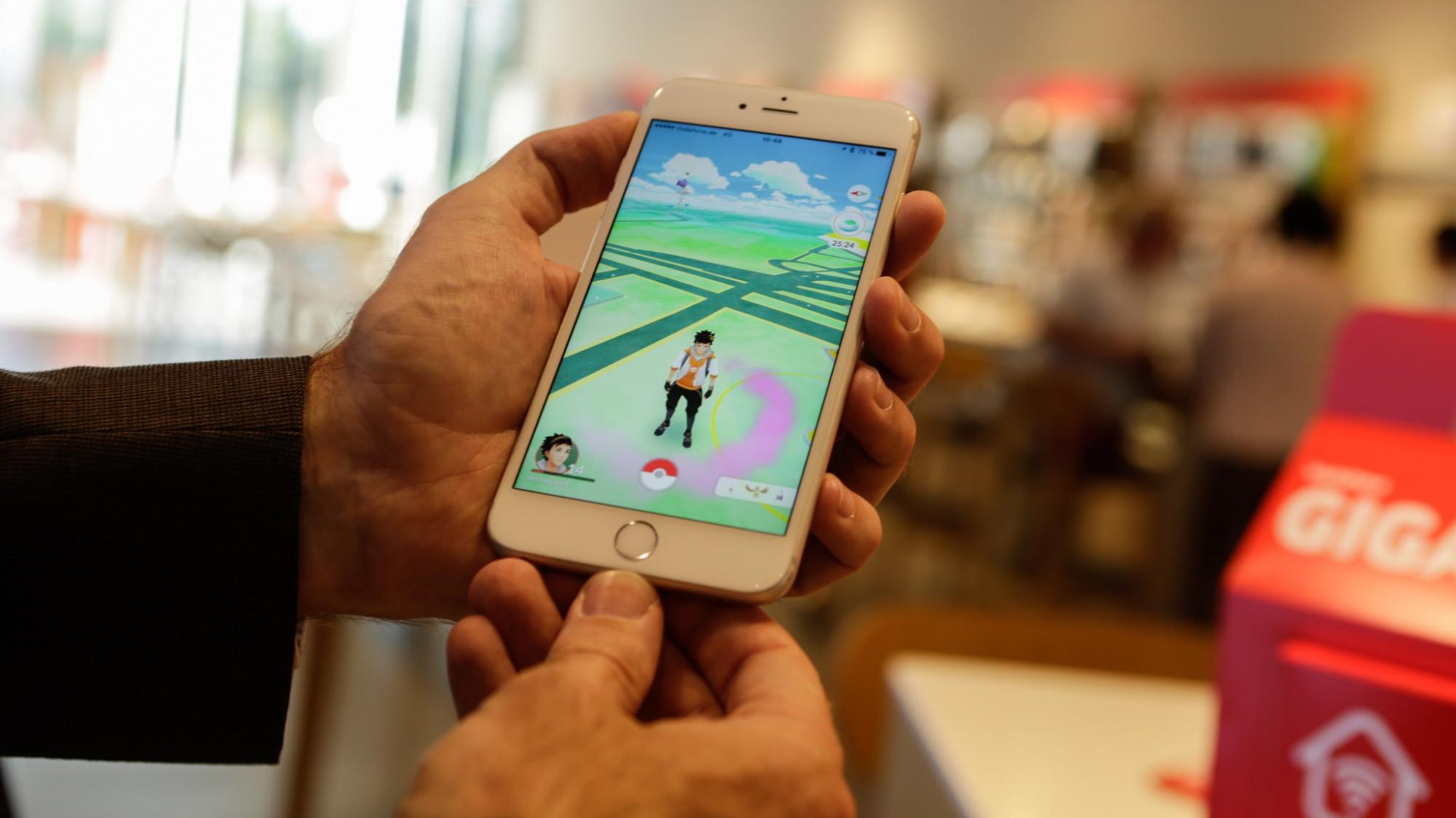 Pokémon Go' Anti-Cheating Tactics Prevent Disabled People