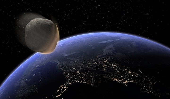 Asteroid Narrowly Misses Communications Satellites With Only Two-Day Warning