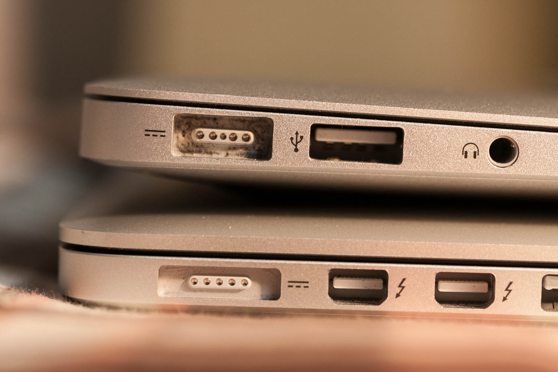 Apple Rumored To Remove Old School Usb Ports On Next