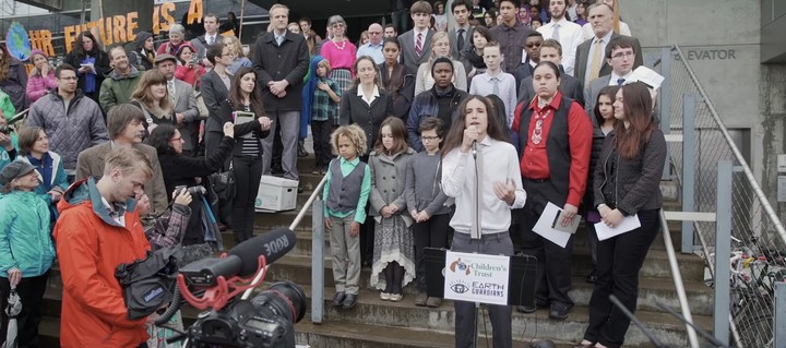 Kids Win the Right to Sue the US Government Over Climate Change