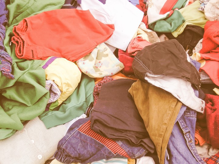 Technology Can't Get Rid Of Your Cheap Used Clothes