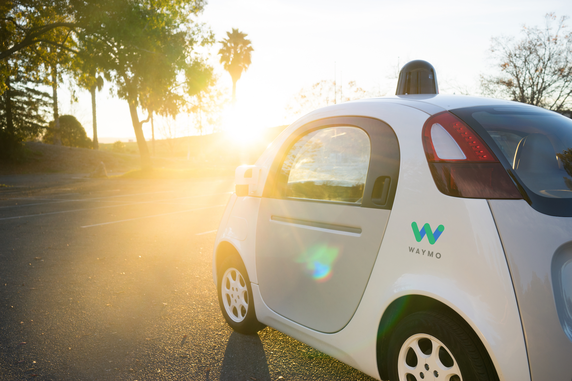 Google's Self-Driving Cars Have a New Name: 'Waymo' - Motherboard