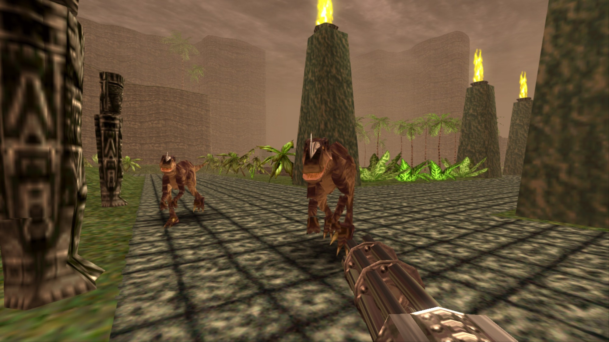 Turok' Source Code Will Be Sold on eBay Soon, Thanks to