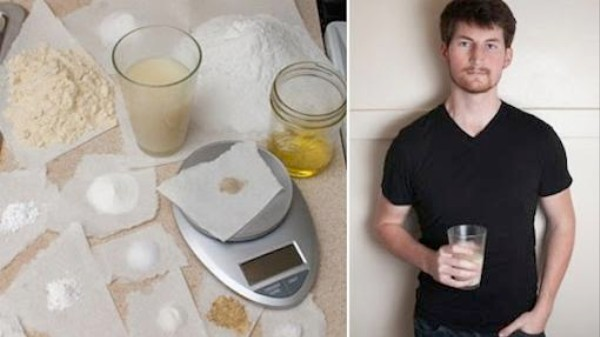 The Man Who Never Has to Eat Again Will Take Your Questions Now
