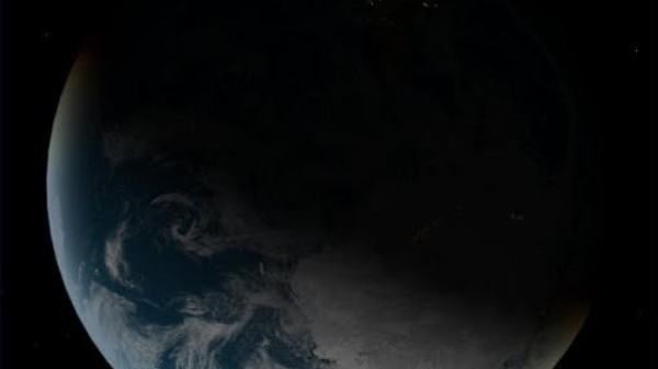 What Our Dead Earth Will Look Like from Space