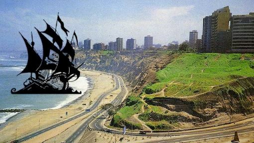 The Pirate Bay's Peruvian Site Is Up