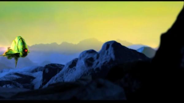 A Dark Surrealist Cosmic Opera Music Video Made of 'OMNI' Stuff