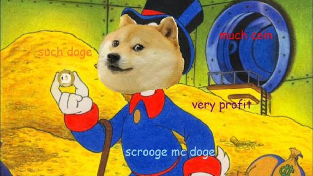 Such Weird The Founders Of Dogecoin See The Meme Currencys Tipping