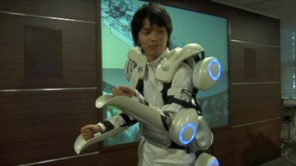 The Exoskeletons of Tokyo's Cyberdyne