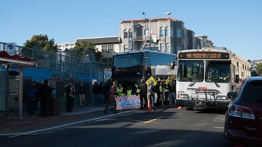 San Francisco Will Tax and Regulate Google's Buses