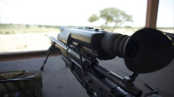 The US Army Is Now Field-Testing Smart Rifles