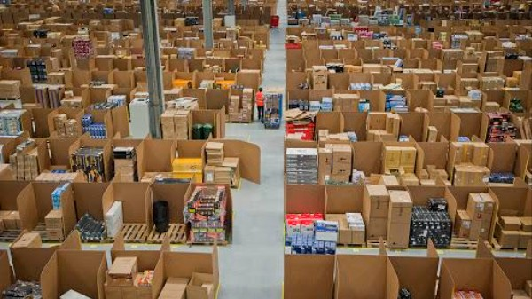 Amazon Says Jumping Sharks Will Soon Deliver Packages