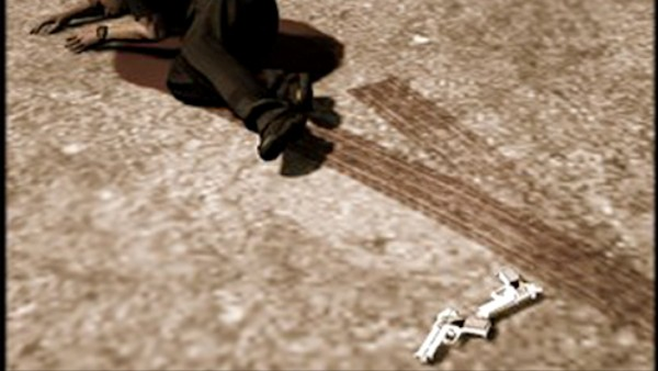 The War Photography of Grand Theft Auto