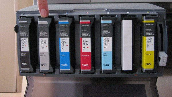 Use Water As Printer Ink to Save Money and Trees