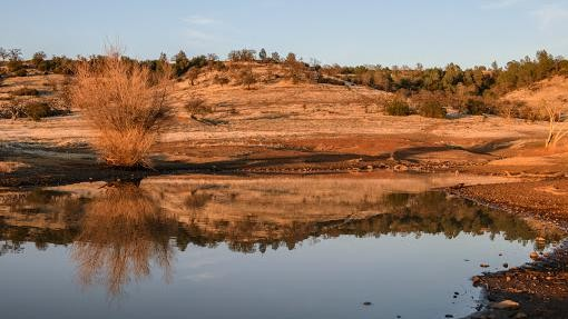 The 'Ridiculously Resilient Ridge' Is to Blame for California's Drought