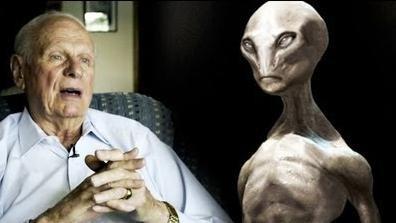 Meet Paul Hellyer, the World's Highest Ranking Alien Believer