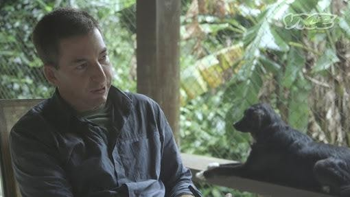 At Home With Glenn Greenwald