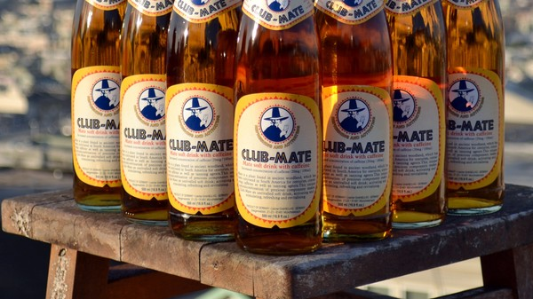 How a German Soda Became Hackers' Fuel of Choice