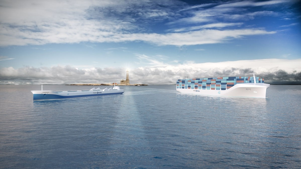 Robo-Ships Will Carry Our Ikea Furniture Across the Melted Arctic